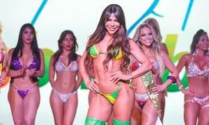 Người mẫu Brazil giành danh hiệu Hoa hậu siêu vòng 3 thế giới