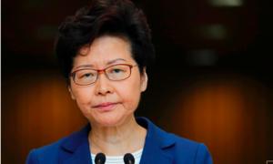 Lãnh đạo Hong Kong không loại trừ khả năng nhờ Trung Quốc can thiệp