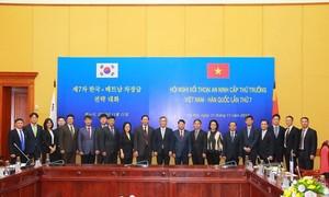 Đối thoại An ninh cấp Thứ trưởng Việt Nam - Hàn Quốc lần thứ 7