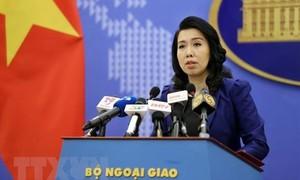 Bác bỏ phát biểu của Trung Quốc về chủ quyền đối với Trường Sa
