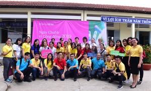 Ngày Chubb vì Cộng đồng 2019 tại Việt Nam