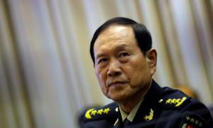 """Trung Quốc lớn tiếng đòi Mỹ ngưng """"thị uy sức mạnh"""" trên Biển Đông"""