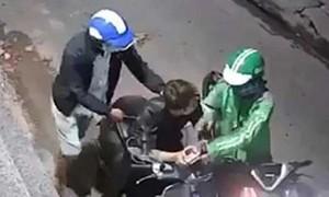 Bắt băng cướp giật chuyên mặc áo xe ôm công nghệ khi gây án