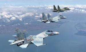Tiếng nổ lớn ở Bình Phước do Su-30 bay huấn luyện, không phải máy bay rơi