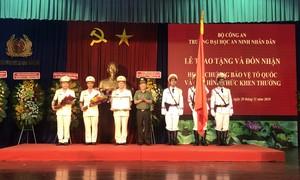 Trường Đại học ANND và CSND kỷ niệm Ngày Nhà giáo Việt Nam