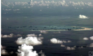 """Trong 1 tuần, tàu chiến Mỹ 2 lần qua Biển Đông """"dằn mặt"""" Trung Quốc"""