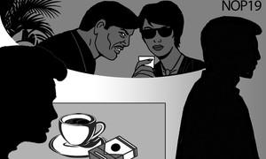 """Giải mã """"lời thì thầm"""" trong quán cà phê"""
