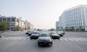 Thuế hiện chiếm gần 50% giá thành mỗi chiếc ô tô VinFast