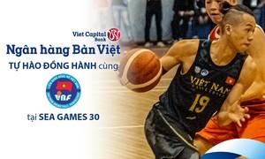 Ngân hàng Bản Việt đồng hành cùng đội tuyển bóng rổ Việt Nam