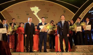 Tập đoàn Hoa Sen vào Top 100 DN phát triển bền vững năm 2019