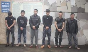 Nhóm con nghiện gây ra 70 vụ trộm chó sa lưới