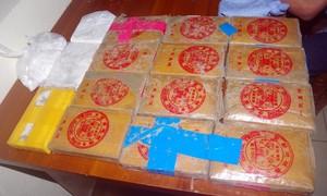 Số heroin dạt vào bờ biển Quảng Nam là loại tốt nhất
