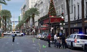 Xả súng tại khu đô thị sầm uất ở Mỹ, ít nhất 11 người bị thương