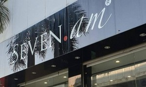 Thương hiệu thời trang SEVEN.am bị phạt 110 triệu đồng