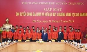 """""""Đây là chiến thắng của tinh thần yêu nước, tinh thần Việt Nam"""""""