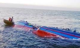 Xác minh thông tin tàu cá của Cà Mau bị Hải quân Thái Lan đâm chìm