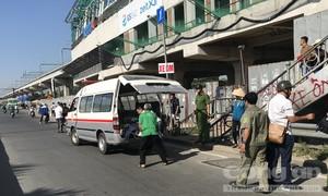 Nữ sinh ói ra bún rồi gục chết ở cầu bộ hành Suối Tiên