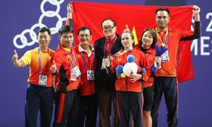 Thủ tướng Nguyễn Xuân Phúc gửi thư chúc mừng Đoàn thể thao Việt Nam