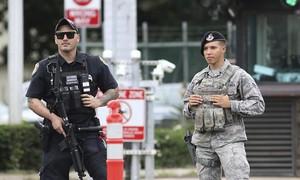 Hải quân Mỹ điều tra vụ xả súng chết người ở căn cứ Trân Châu Cảng