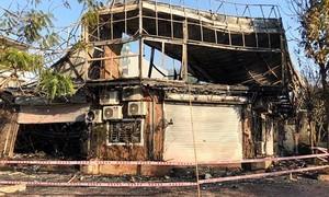 Hai vụ cháy nhà trong đêm, 7 người tử vong