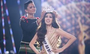 Thí sinh đến từ TPHCM đăng quang Hoa hậu Hoàn vũ Việt Nam 2019