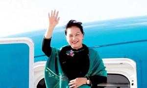 Chủ tịch Quốc hội Nguyễn Thị Kim Ngân thăm chính thức Nga và Belarus
