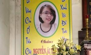 Gia đình sinh viên Nguyễn Ái Linh cảm ơn Báo CATP và các ân nhân