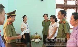 Một bài thi của thí sinh ở Sơn La giảm 9 điểm sau chấm thẩm định