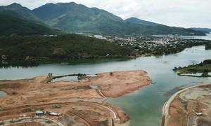 Dự án 1,6 tỷ USD đổ đất san lấp tràn ra sông Cu Đê