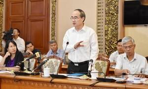 TPHCM bàn việc xử lý bãi rác Gò Cát, Đông Thạnh thành khu đô thị