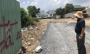 Mập mờ xung quanh một vụ cấp quyền sử dụng đất