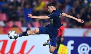 Clip Thái Lan thua ngược Australia ở U23 châu Á