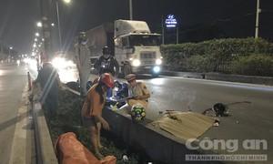 Đi phố Tây ở Sài Gòn chơi, người vợ trẻ chết thảm trên đường về