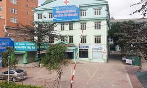 Bệnh viện xả thải vượt ngưỡng cho phép ra môi trường