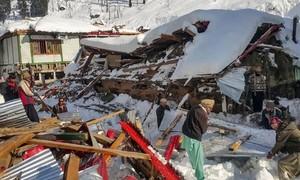 Gần 70 người thiệt mạng vì lở tuyết tại biên giới Pakistan và Ấn Độ