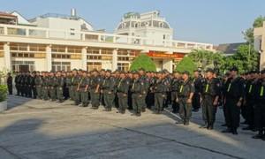 Bộ Công an tăng cường 400 CSCĐ về Đồng Nai
