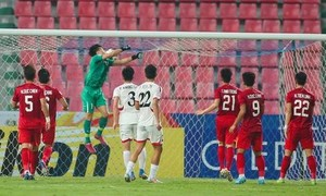 U23 Việt Nam dừng bước ở giải U23 châu Á