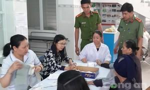 Công an TPHCM: Khám chữa bệnh cho người dân an vui đón Tết