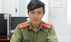 Đại úy Công an mang dòng máu hiếm, hơn 40 lần cứu người