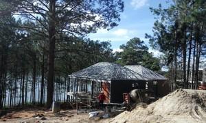 Kỳ 1: Giật mình với gần 100 căn biệt thự xây dựng tại hồ Tuyền Lâm