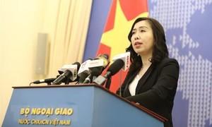 Việt Nam lên tiếng trước việc Trung Quốc thử nghiệm đập trên sông Mekong