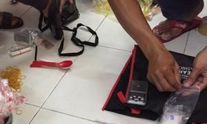 Phá đường dây mua bán sỉ ma túy của cặp tình nhân ở Sài Gòn