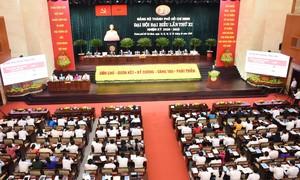 Sáng nay khai mạc Đại hội Đại biểu Đảng bộ TPHCM lần thứ XI