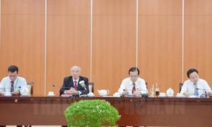 Giới thiệu 72 người để bầu vào Ban Chấp hành Đảng bộ TPHCM khóa XI