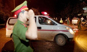 Cấp Bằng Tổ quốc ghi công cho 13 liệt sĩ hy sinh khi đi cứu hộ tại Rào Trăng