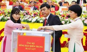 Tỉnh Lâm Đồng hỗ trợ đồng bào miền Trung 3 tỷ đồng để khắc phục hậu quả lũ lụt
