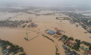 Quảng Trị: Đã có 57 người chết và mất tích trong cơn lũ lịch sử