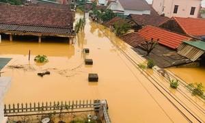 Miền Trung vẫn mưa lớn, nguy cơ sạt lở rất cao từ Hà Tĩnh đến TT-Huế