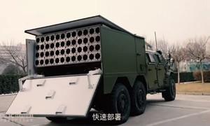 """Clip quân đội Trung Quốc thử nghiệm máy bay không người lái """"cảm tử"""""""