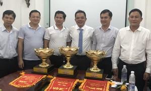 Giải Tennis QNH cúp ASIA hướng về đồng bào miền Trung